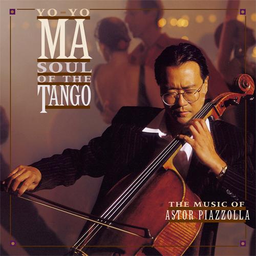 Yo-Yo Ma: Soul of the Tango -  Sony Hybrid Stereo SACD (Sony 888750986023)