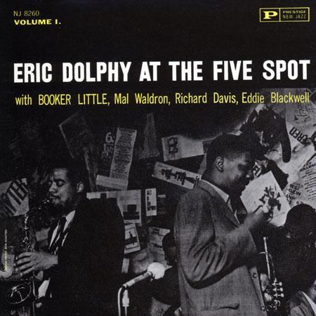 Eric Dolphy: Eric Dolphy At The Five Spot - Analogue Productions Hybrid Stereo SACD (CPRJ 8260 SA)