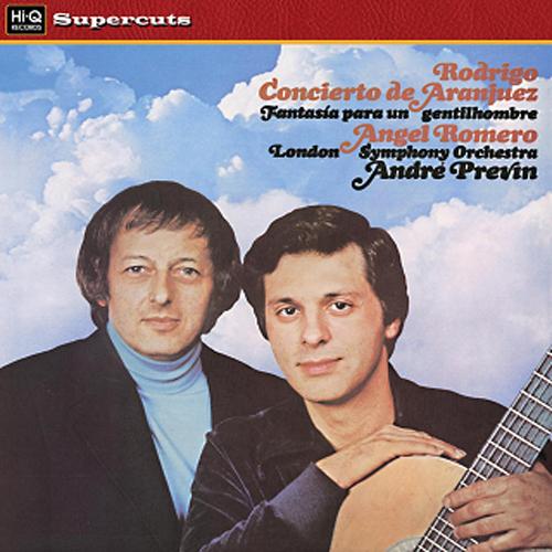 Angel Romero, André Previn, The London Symphony Orchestra: Rodrigo Concierto de Aranjuez - Hi-Q Reco