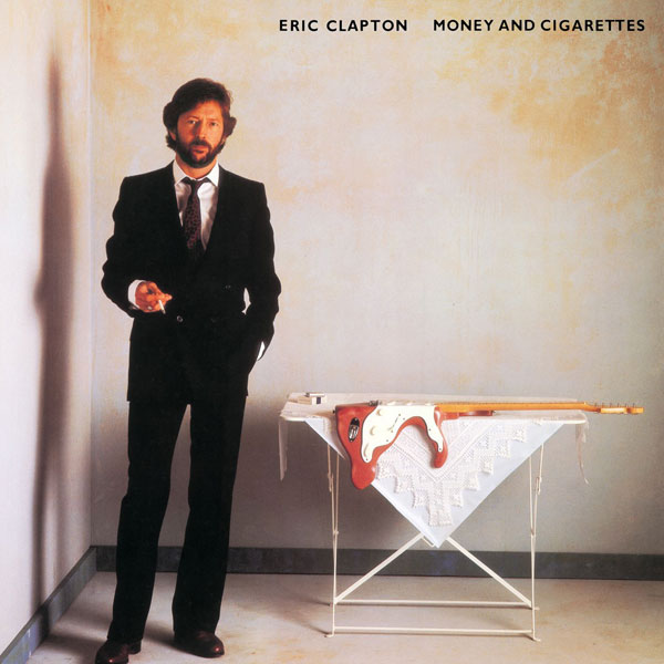 Eric Clapton: Money and Cigarettes - Warner Music Vinyl LP (9362-49688-3)