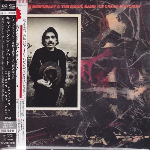 Captain Beefheart: Ice Cream For Crow - Universal Records (Japan) SHM-SACD (UIGY-9691)