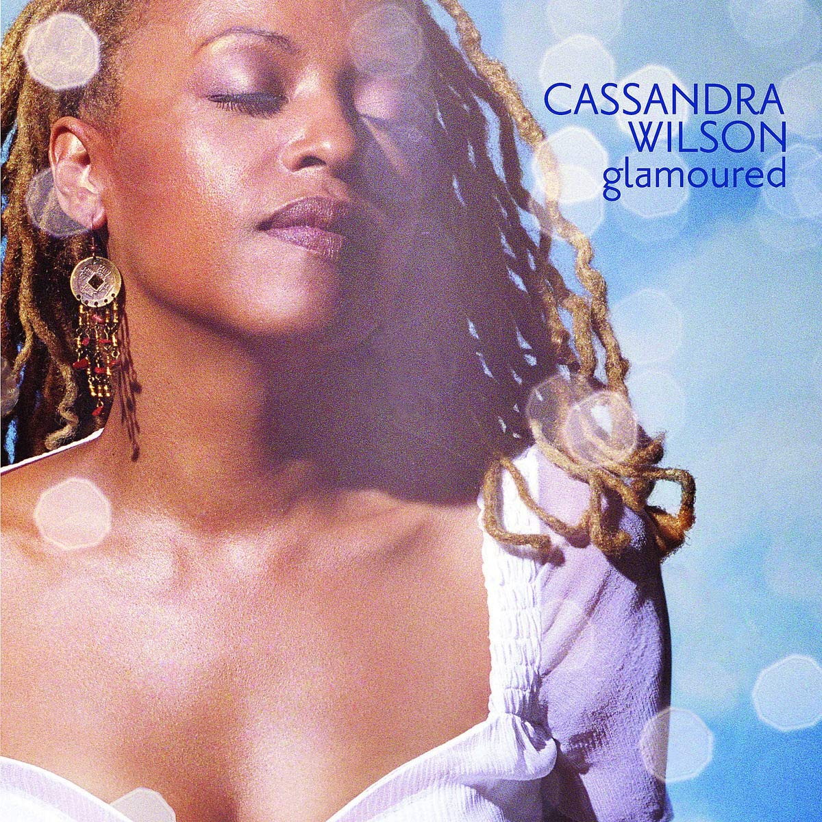 Cassandra Wilson: Glamoured - Tone Poet (Universal) 180g LP (B0029414-01)