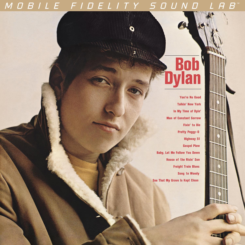 Bob Dylan: Bob Dylan -  MFSL Hybrid Stereo SACD (UDSACD 2122)