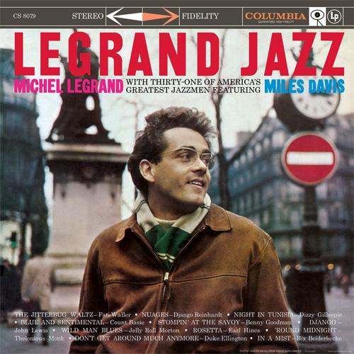 Michel Legrand: Legrand Jazz -  Impex Hybrid SACD, HDCD (IMP 8315)