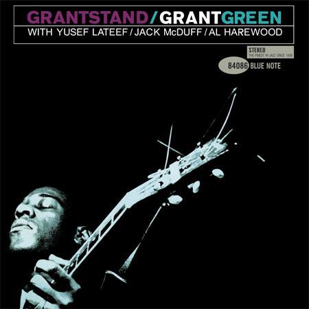 Grant Green: Grantstand - Analogue Productions Hybrid Stereo SACD (CBNJ 84086 SA)