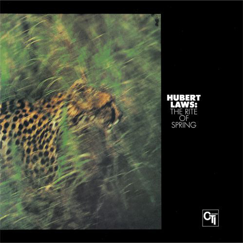 Hubert Laws: The Rite of Spring - Tower Records Japan Hybrid Stereo SACD (KCTCD-1005)