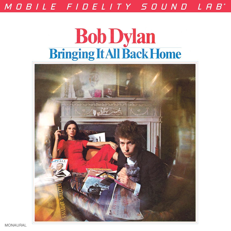 Bob Dylan: Bringing It All Back Home (Mono) -  MFSL Hybrid Mono SACD (UDSACD 2181)