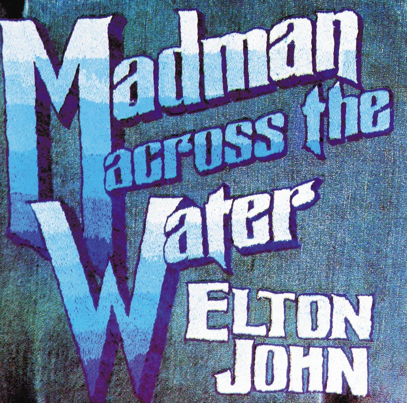 Elton John: Madman across the water -  Universal Hybrid Multichannel SACD (B0003610-36)