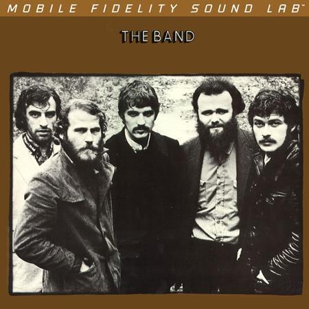 The Band: The Band - MFSL 180g LP (MFSL 1-419)