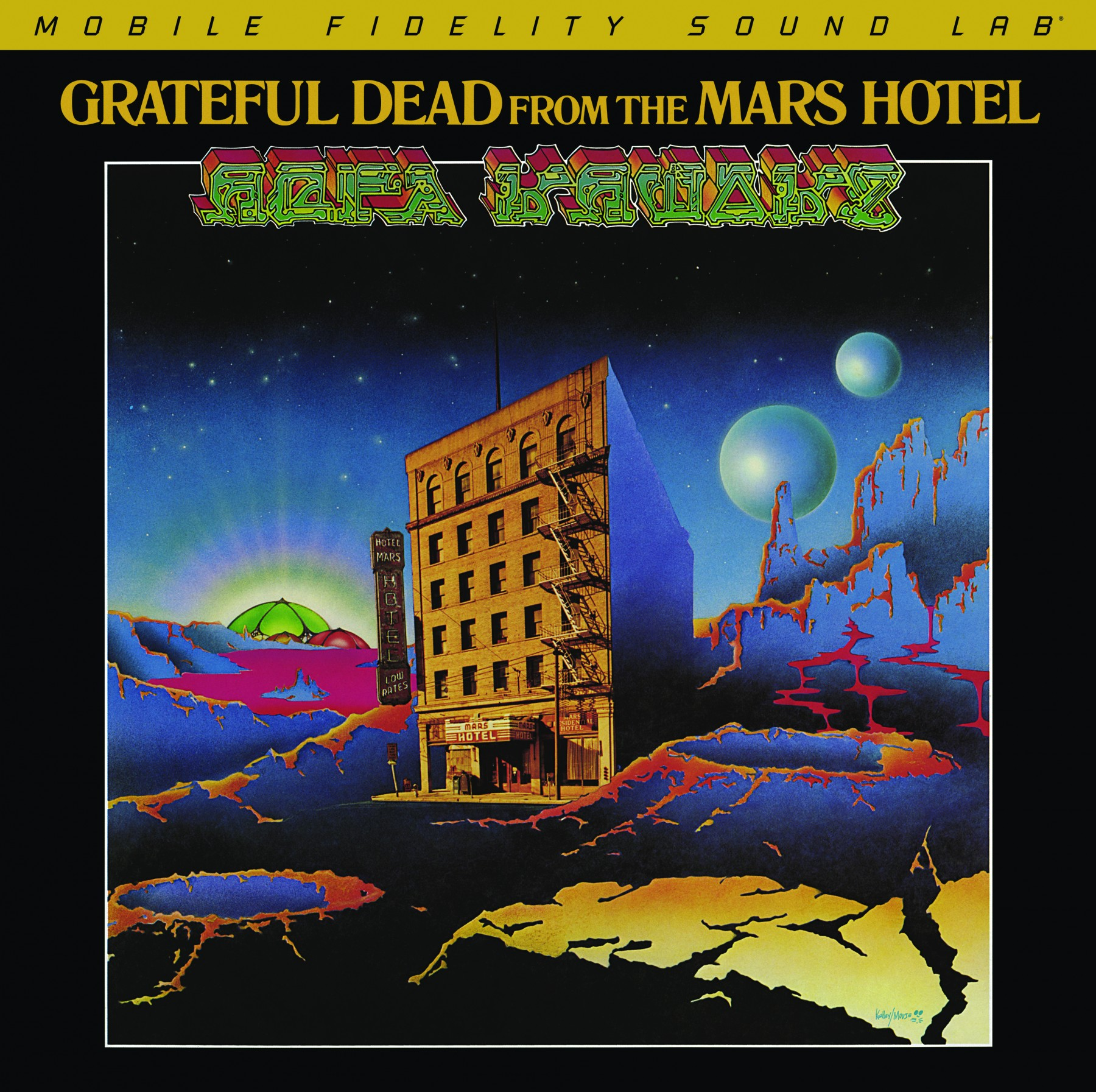 Grateful Dead: From The Mars Hotel - MFSL Hybrid Stereo SACD (UDSACD 2196)