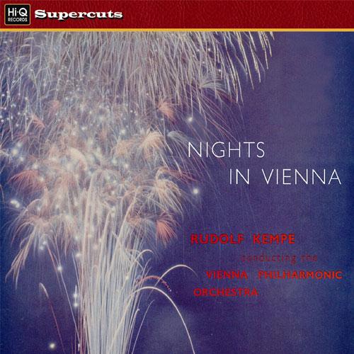 Rudolf Kempe, Vienna Philharmonic Orchestra: Nights In Vienna - Hi-Q Records 180g LP (HIQLP 032)