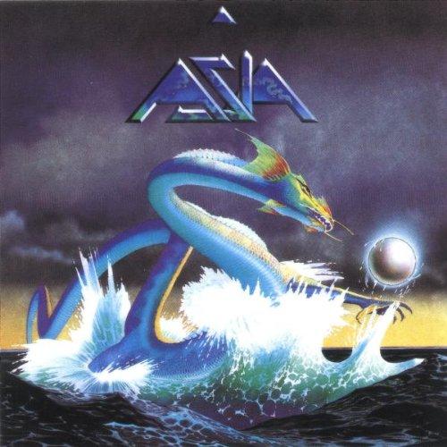 Asia: Asia - Universal Records (Japan) SHM-SACD (UIGY-9606)