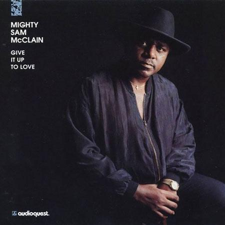 Mighty Sam McClain: Give It Up To Love - Analogue Productions 200g 45RPM 2-LP (AAPB 1015-45)