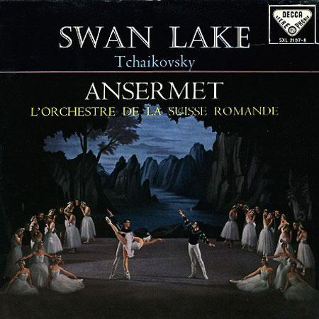 Ernest Ansermet: Tchaikovsky: Swan Lake - Speakers Corner 180g 2-LP (SXL 2107/8)