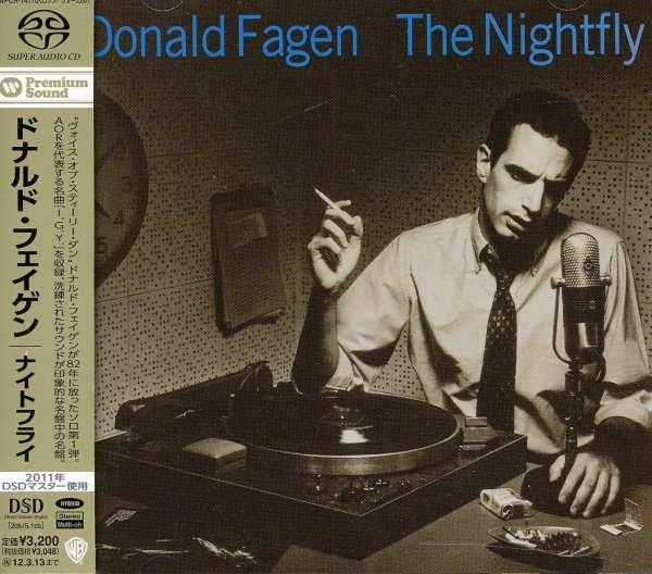 Donald Fagan: The Nightfly - Warner Music (Japan) Hybrid Multichannel SACD (WPCR-14170)