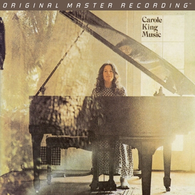 Carole King: Music - MFSL 180g LP (MFSL 1-352)