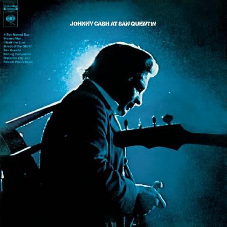 Johnny Cash: At San Quentin - Speakers Corner 180g LP (CS 9827)