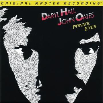 Daryl Hall and John Oates: Private Eyes -  MFSL Hybrid Stereo SACD (UDSACD 2115)