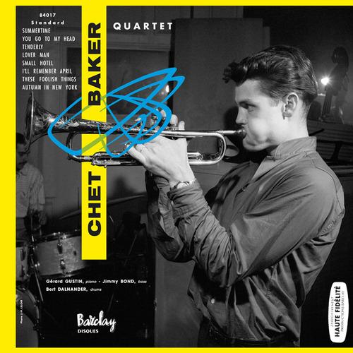 Chet Baker Quartet: Chet Baker Quartet - Sam Records 180g LP (Barclay 84017)