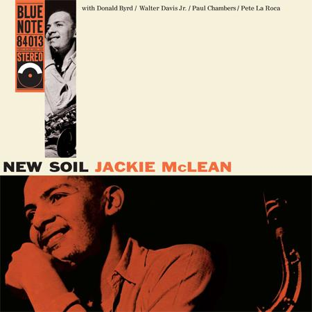 Jackie McLean: New Soil - Analogue Productions Hybrid Stereo SACD (CBNJ 84013 SA)
