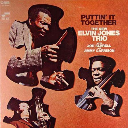 Elvin Jones: Puttin' It Together - Music Matters 45RPM 2-LP (MMBST-4282)