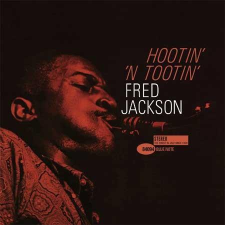 Fred Jackson: Hootin' 'N Tootin' - Analogue Productions Hybrid Stereo SACD (CBNJ 84094 SA)