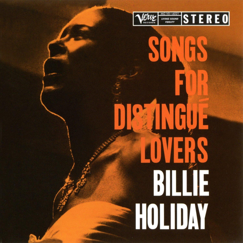 Billie Holiday: Songs For Distingue Lovers - Analogue Productions Hybrid Stereo SACD (CVRJ 6021 SA)