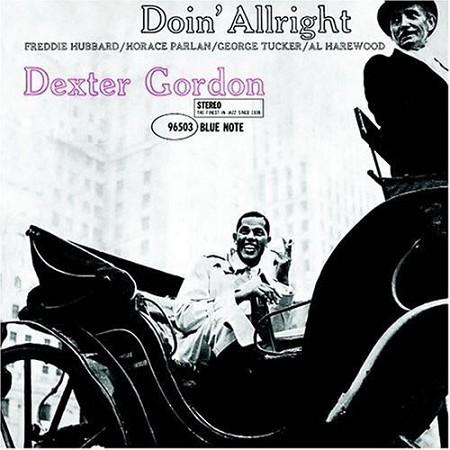Dexter Gordon: Doin' All Right - Music Matters 45RPM 2-LP (MMBST-84077)