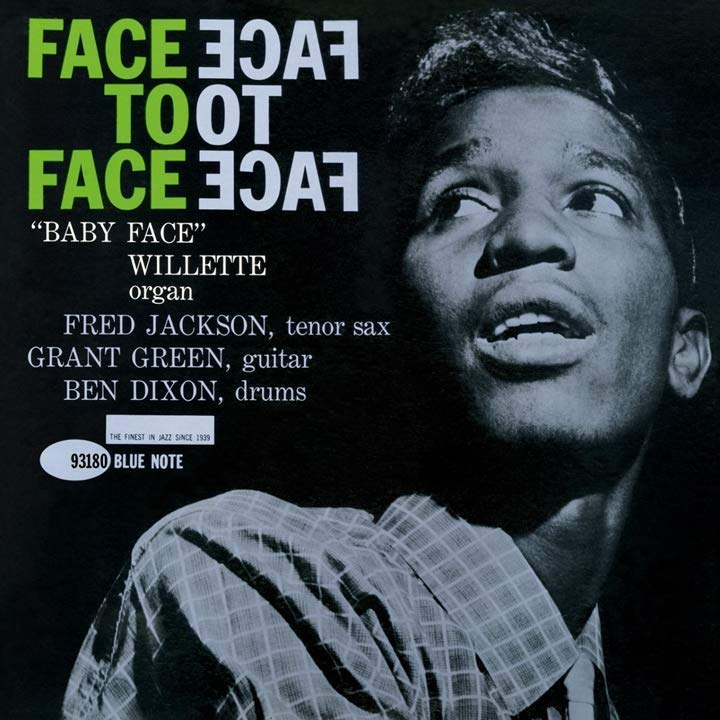 Baby Face Willette: Face To Face - Tone Poet (Universal) 180g LP (BST 84068)