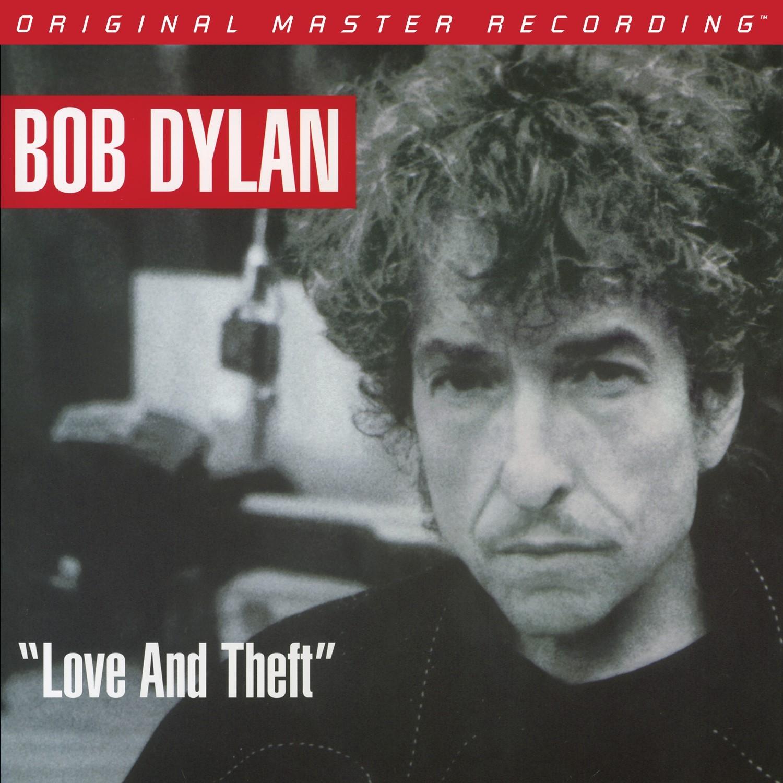 Bob Dylan: Love and theft -  MFSL Hybrid Stereo SACD (UDSACD 2164)