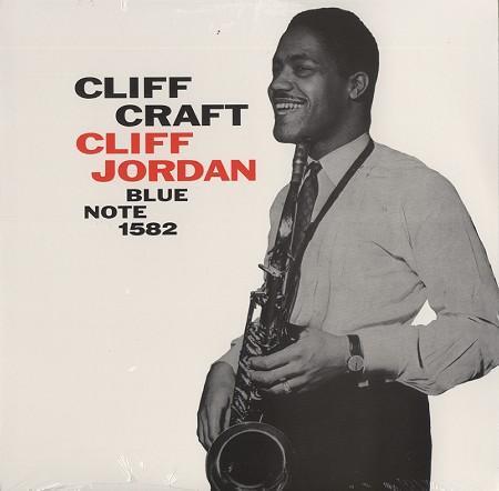 Cliff Jordan: Cliff Craft - Music Matters 45RPM 2-LP (MMBST-81582)