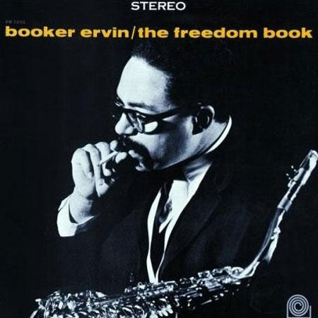 Booker Ervin: The Freedom Book - Analogue Productions Hybrid Stereo SACD (CPRJ 7295 SA)
