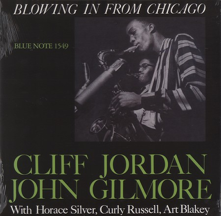 Cliff Jordan and John Gilmore: Blowing In From Chicago - Analogue Productions Hybrid Stereo SACD (CB