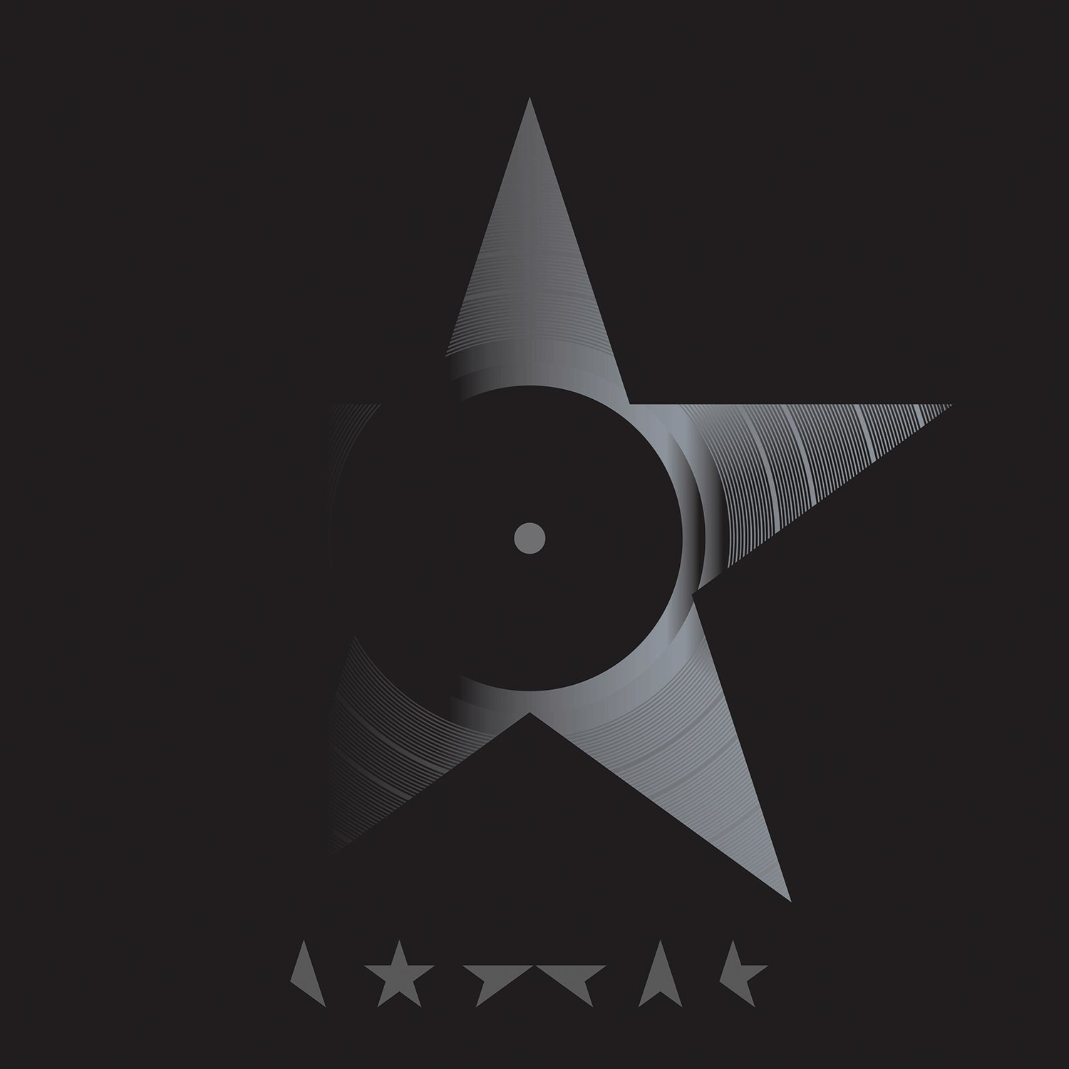 David Bowie: Blackstar - Sony 180g 2-LP (517 387 1)