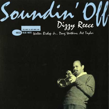 Dizzy Reece: Soundin' Off - Analogue Productions Hybrid Stereo SACD (CBNJ 84033 SA)