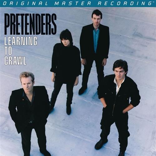 The Pretenders : Learning To Crawl - MFSL 180g LP (MFSL 1-339)