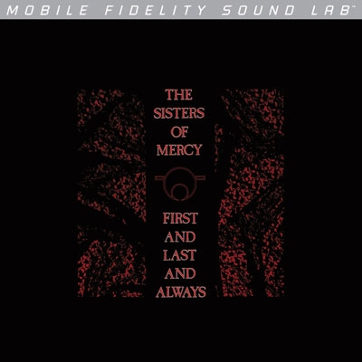 Sisters Of Mercy: First And Last And Always - MFSL Silver Vinyl LP (MOFI 1-006)