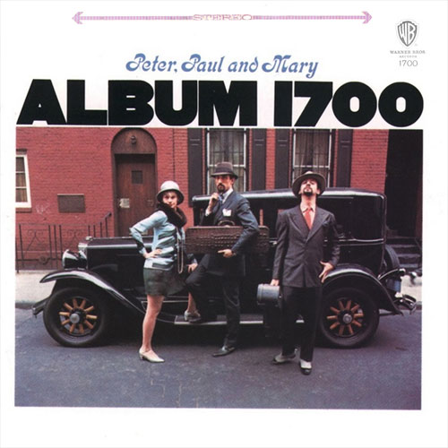 Peter, Paul & Mary: Album 1700 - Analogue Productions 200g LP (AAPF 1700)