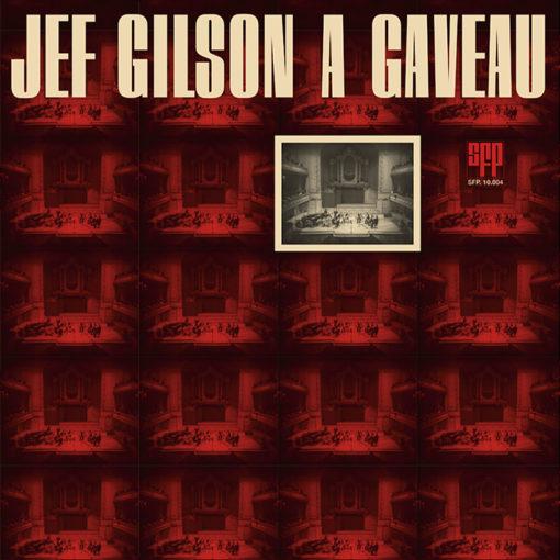 Jef Gilson: Jef Gilson A Gaveau - Sam Records 180g LP (SFP 10.004)