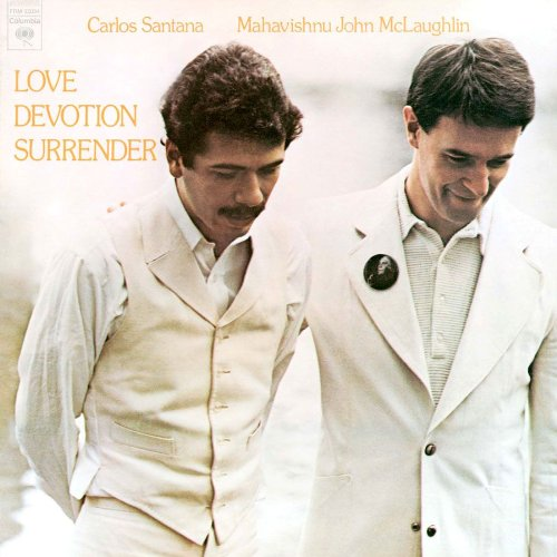 Carlos Santana & John McLaughlin: Love Devotion Surrender - Speakers Corner 180g LP (KC 32034)