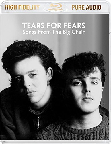 Tears For Fears: Songs From The Big Chair -  Universal Multichannel Blu-ray Audio (3797356)