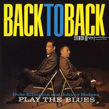 Duke Ellington and Johnny Hodges: Back to Back - Analogue Productions Hybrid Stereo SACD (CVRJ 6055