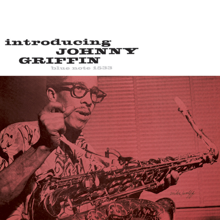 Johnny Griffin: Introducing Johnny Griffin - Analogue Productions Hybrid Mono SACD (CBNJ 1533 SA)