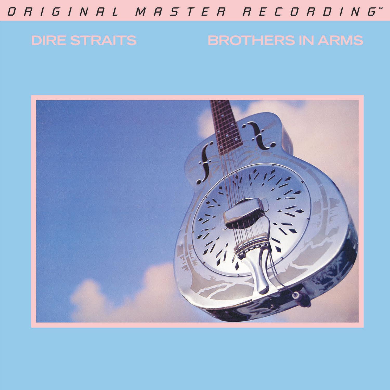 Dire Straits: Brothers in Arms -  MFSL Hybrid Stereo SACD (UDSACD 2099)