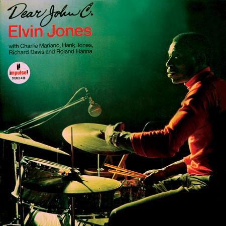Elvin Jones: Dear John C. - Analogue Productions Hybrid Stereo SACD (CIPJ 88 SA)