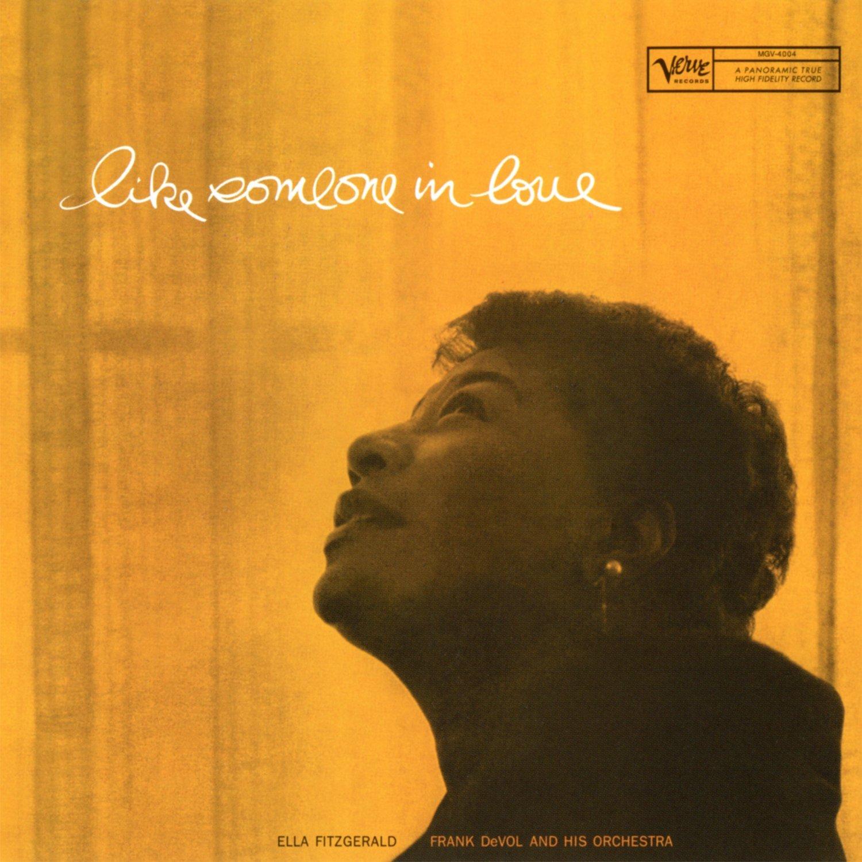 Ella Fitzgerald: Like Someone In Love - Analogue Productions 45RPM 2-LP (AVRJ 6000-45)