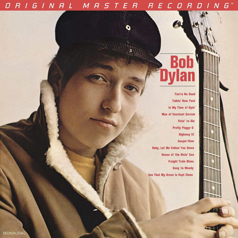 Bob Dylan: Bob Dylan (Mono) -  MFSL Hybrid Mono SACD (UDSACD 2177)