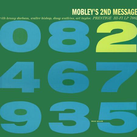 Hank Mobley: Mobley's 2nd Message - Analogue Productions Hybrid Mono SACD (CPRJ 7082 SA)