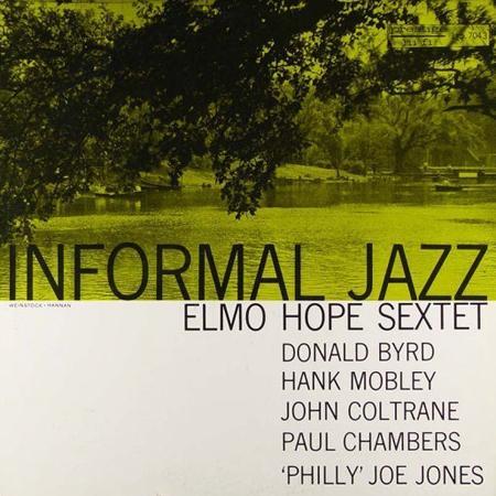 Elmo Hope: Informal Jazz - Analogue Productions Hybrid Mono SACD (CPRJ 7043 SA)