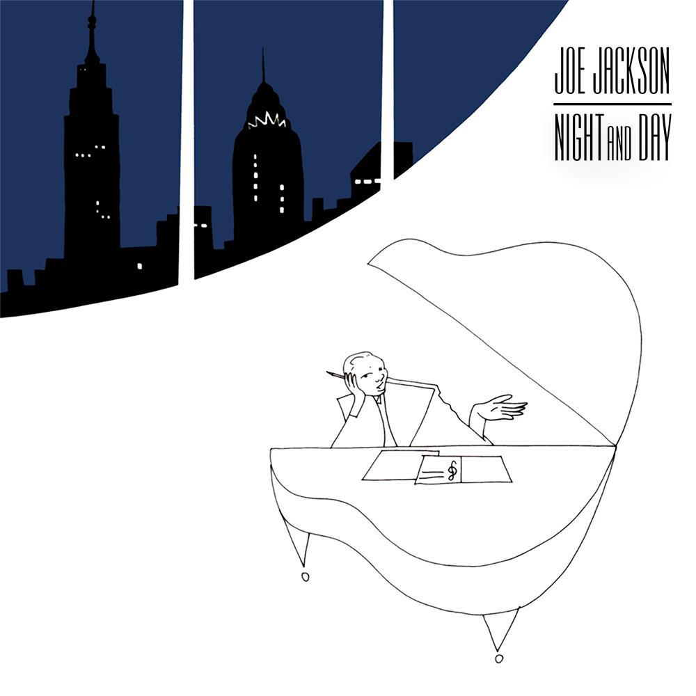 Joe Jackson: Night and Day - Intervention Records 180g LP (IR 003)
